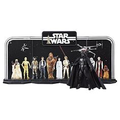 "Star Wars 40th Anniversary The Black Series 6"" Legacy Pack Darth Vader"