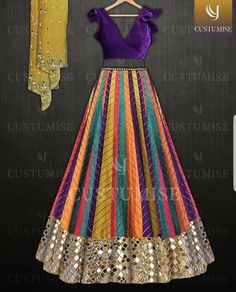 Best Trendy Outfits Part 20 Indian Gowns Dresses, Indian Fashion Dresses, Indian Designer Outfits, Fashion Outfits, Trendy Outfits, Choli Designs, Lehenga Designs, Mode Bollywood, Indian Lehenga
