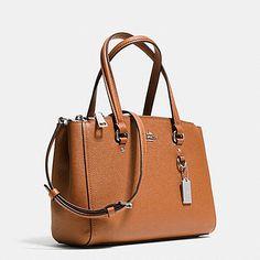 Stanton Carryall 26 in Crossgrain Leather