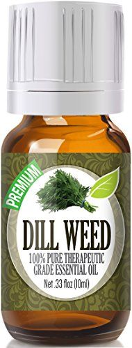 100% Pure Dill Weed