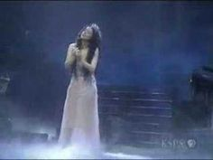 """""""A Whiter Shade Of Pale"""" by Sarah Brightman."""