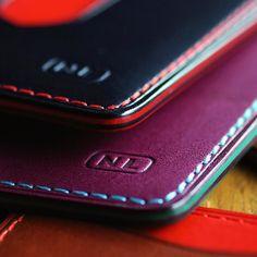 available now | pass/card holder  #leatherwork #leathercraft #leathergoods #leatheredge #craftsmanship #vegtan #buttero_leather #niwaleathers by niwa_leathers
