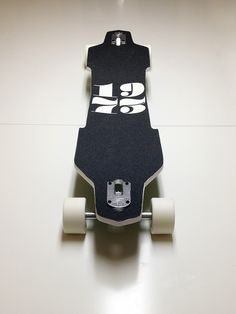custom self-pressed concave shape longboard