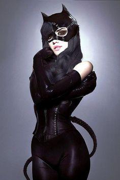 Cat Woman she is so fine...