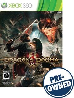 Dragon's Dogma — PRE-Owned - Xbox 360, PREOWNED