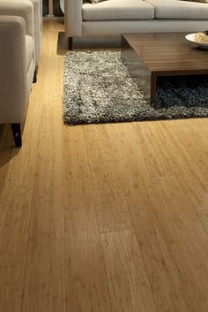 Embelton Bamboo Flooring - Natural