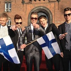 Softengine Finland Red Carpet Eurovision 2014