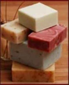 Uncover the secrets to making all natural hand made soaps