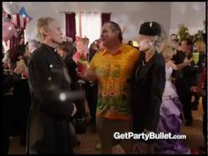 The now infamous Party Bullet commercial
