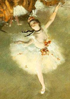 Edgar Degas this is my favorite painting