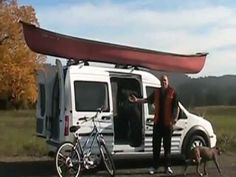 Newberg Ford, Transit Connect Camper Conversion. Ford Transit Connect RV