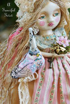 Magnolia Francine Littlewood 9 by A Fanciful Twist, via Flickr