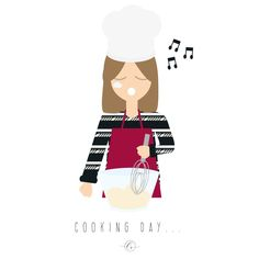 Cooking Day #vector #cooking