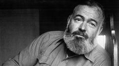 Inspiration by Ernest Hemingway