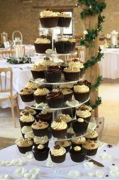 From Party City Wedding Cupcakes