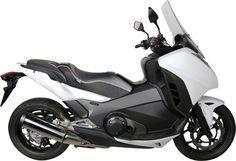 Shad commercialise des selles chauffantes pour moto et maxi-scooter, comme le Honda Integra 700