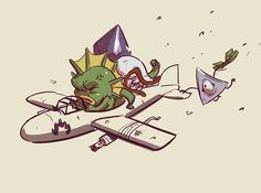 Teeny tiny Luftrausers\Nuclear throne