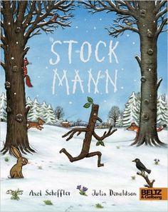 Stockmann: Vierfarbiges Pappbilderbuch: Amazon.de: Axel Scheffler, Julia Donaldson, Wiglaf Droste, Stefan Maelck: Bücher