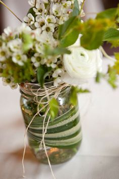 Floral Arrangements - Click image to find more Weddings Pinterest pins