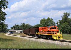 RailPictures.Net Photo: MQT 3389 Marquette Rail EMD SD40-2 at Baldwin, Michigan by Steven Mckay