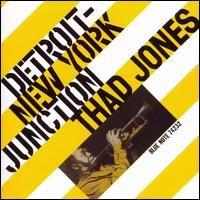 "Thad Jones' ""Detroit – New York Junction"" album #Jazz"