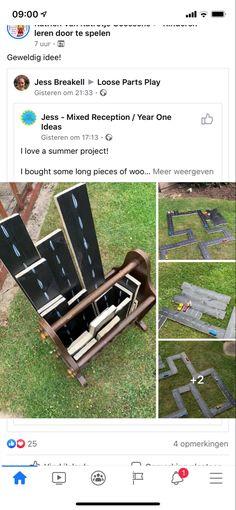 Backyard Play, Backyard For Kids, Backyard Games, Projects For Kids, Diy For Kids, Crafts For Kids, Infant Activities, Summer Activities, Do It Yourself Garten