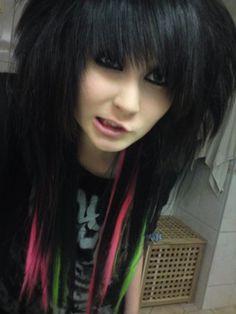 Die 238 Besten Bilder Von Emo Frisuren Emo Hairstyles Emo Hair