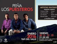 Peña Los Puesteros - Ente Tucumán Turismo - Peña y Show