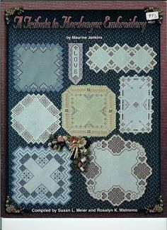 a tribute to Hardanger embroidery - ANA - Picasa Albums Web