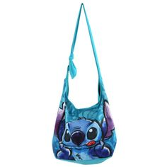 Disney Lilo & Stitch Sketch Hawaiian Hobo Bag   Hot Topic ($16) ❤ liked on Polyvore featuring bags, handbags, shoulder bags, accessories, lilo and stitch, purses, disney, hobo hand bags, purse shoulder bag and hobo shoulder bags