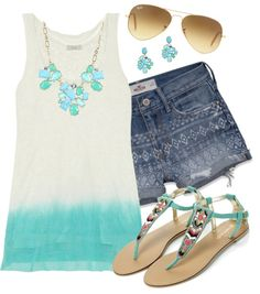 """""""Fiesta-Wear"""" by qtpiekelso ❤ liked on Polyvore"""