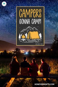 If you love outdoor adventures like camping or hiking, then getting a few of these camper fridge magnets will make great additions to your kitchen trinkets.