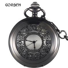 $4.75 (Buy here: https://alitems.com/g/1e8d114494ebda23ff8b16525dc3e8/?i=5&ulp=https%3A%2F%2Fwww.aliexpress.com%2Fitem%2FNew-Japan-movt-Black-Gold-pocket-watch-necklace-FOB-Chain-Vintage-Luxury-Quartz-Womens-Watches-Roman%2F32663912581.html ) Black Gold Japan movt Quartz pocket fob watch Chain Vintage Luxury Men Womens Pocket Watches Roman Relogio De Bolso for just $4.75