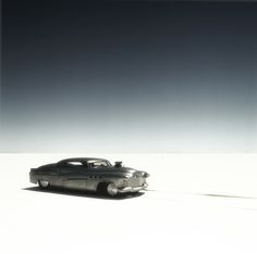 Buick Lead Sled at Bonneville