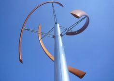 A beautiful, beautiful clean energy creation  Enessere, Hercules, wooden wind turbine, wind energy, windmill