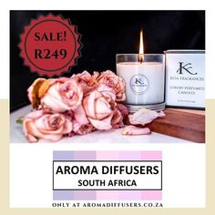 @kitafragrances posted to Instagram: Our wonderful stockist Aroma Diffusers South Africa is having a SALE on all KITA Reed Diffusers and Luxury Perfumed Candles! Get shopping while stocks last at www.aromadiffusers.co.za!���#sale #savings #kitafragrances #madeinsouthafrica #essentialoils Perfumed Candles, Scented Candles, Candle Jars, Aroma Diffuser, Diffusers, Sale On, Fragrances, South Africa, Essential Oils