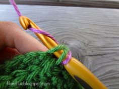 How to Slip Stitch Seam on the Outside Loops (makes pieces look like they are sitting side by side!)