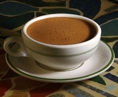 HCG Diet Recipes - HCG Diet Hot Cocoa Recipe