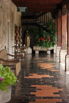 Hotel Santo Domingo in Antigua, Guatemala.... Te veo en Mayo :) .