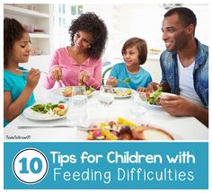 Tips for Children with Feeding Difficulties
