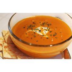 Curried Carrot Soup Allrecipes.com