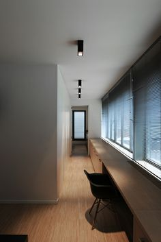 Private house with Prologe 80 single.