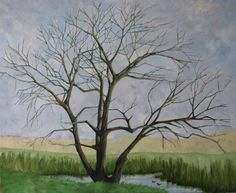 ESCartists 2015 - Teresa Hodges: based artist inspired by landscape & nature. Winter Willow and ducks Nature, Inspiration, Art Event, Collaborative Art, Artist, Painting