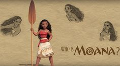 MOANA: The Voice Of Disney's New Princess Unveiled