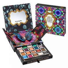 20 eyeshadow palettes for Spring 2016. Urban Decay Alice Through The Looking Glass Eyeshadow Palette