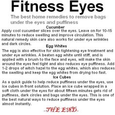 Eye Fitness  Eye Remedies #Health #Fitness #Trusper #Tip