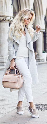 Light Neutrals Fall Inspo by Angelica Blick