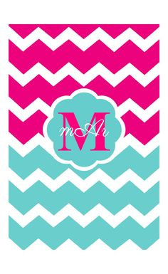 Monogram on Pinterest | Monogram Stickers, Chevron Monogram and