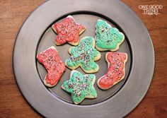 By Request…My Mom's AMAZING Sour Cream Cookies