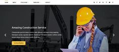 I will build construction website, remodeling website on wordpress platform – FiverrBox Construction Website, Construction Services, Marzipan Candy, Restaurant Web, Candied Lemons, Bear Cookies, Information Architecture, Education And Training, Hotels And Resorts